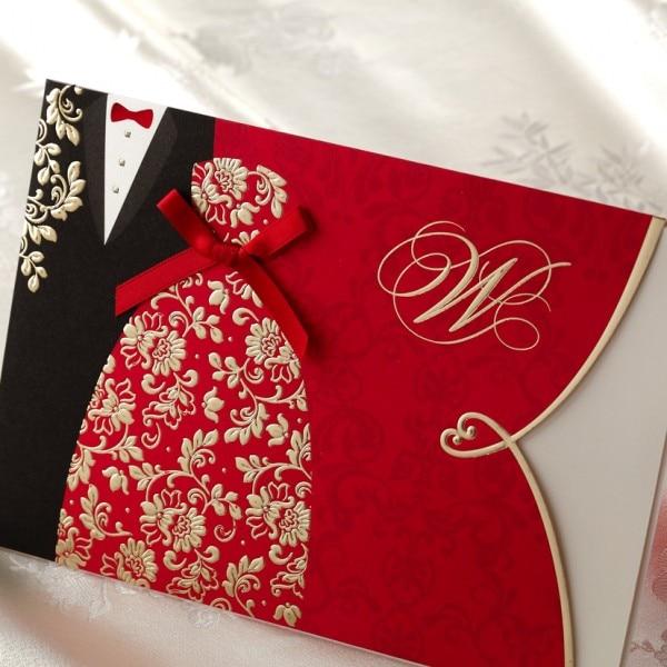 Wedding Invitation Innovative Ideas: Elegant Creative Wedding Invitations Cards Free Printable