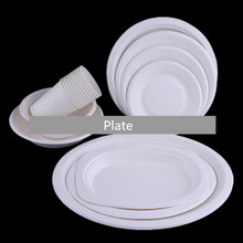 XR Partyday Soild White Colors Paper Plates Cups Disposable  sc 1 st  AliExpress.com & Buy white paper plate and get free shipping on AliExpress.com