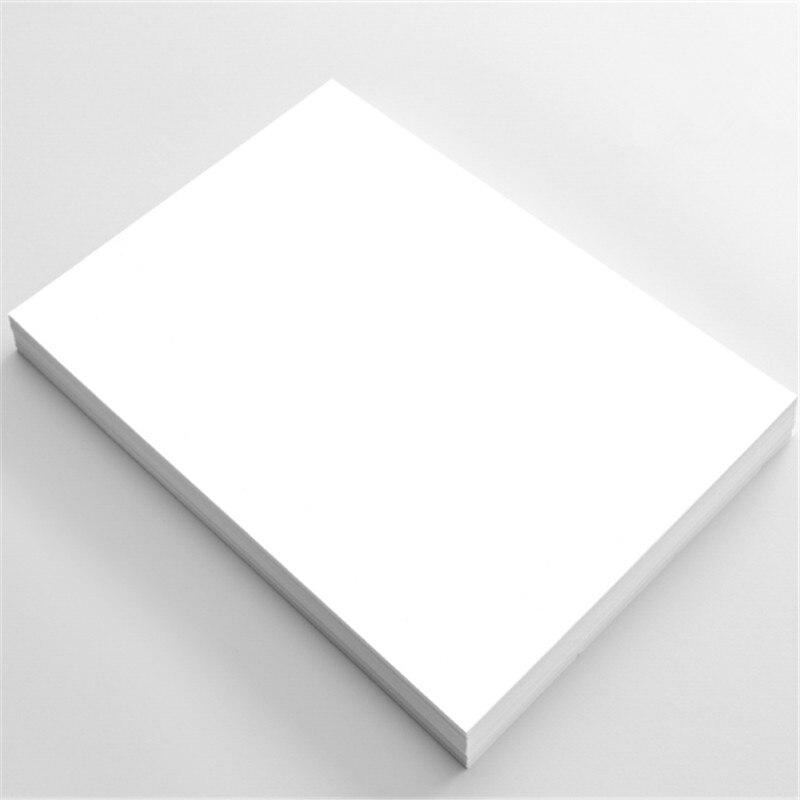 100 φύλλα 108 g 128 g A3 A4 Μονής όψης ματ - Χαρτί - Φωτογραφία 3