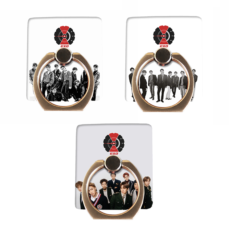 Jewelry & Accessories Beads & Jewelry Making Kpop Exo Dont Mess Up My Tempo Universal Phone Stand Holder Ximin Chanyeol Adjustable Finger Ring Grip 360 Degree Latest Technology
