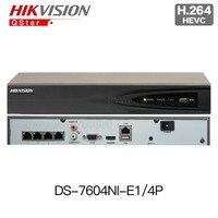 Hikvision DS 7604NI E1 4P DS 7608NI E2 8P DS 7616NI E2 16P 6MP H 264
