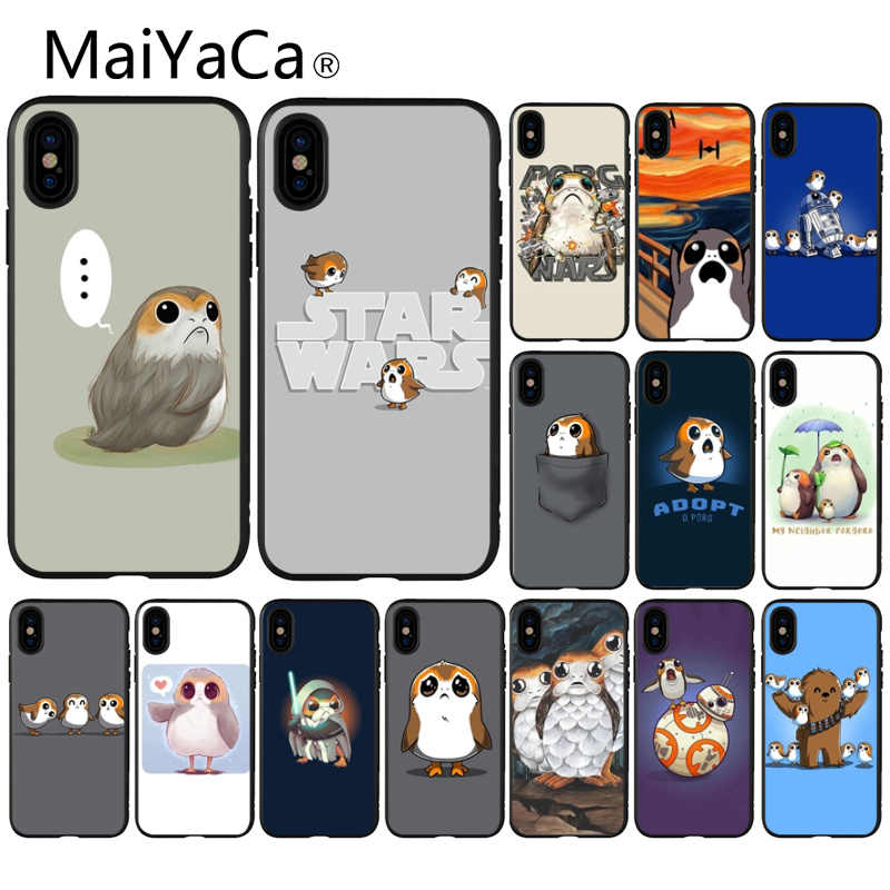 Babaite Star Wars Yoda Bb 8 Droid Robot Phone Case Cover