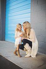 Mom & Daughter Matching Coats