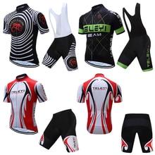 Men China Pro Team Short Sleeve Cycling Jersey 2019 Mountain Bike Clothing Mtb Maillot Bib Shorts Sets Bicycle Clothes Kit Wear стоимость