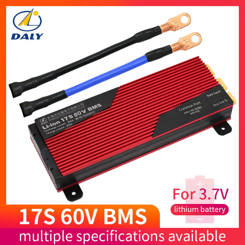 Daly 17S 60V 120A 150A Smart BMS battery management system bms for e-bike for lithium batteryDaly 17S 60V 120A 150A Smart BMS battery management system bms for e-bike for lithium battery
