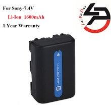 Sony NP-FM50 np-fm30 np-fm51 np-qm50 np-qm51 ccd-tr108 ccd-trv106k trv318 мАч 100% Фирменная Новинка Замена батареи для камеры 1600