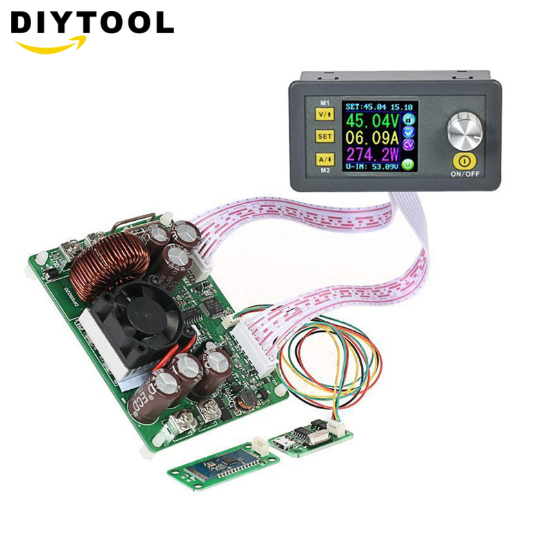 RD DPS5020 USB BT Constant Voltage current DC DC Step down communication Power Supply buck converter