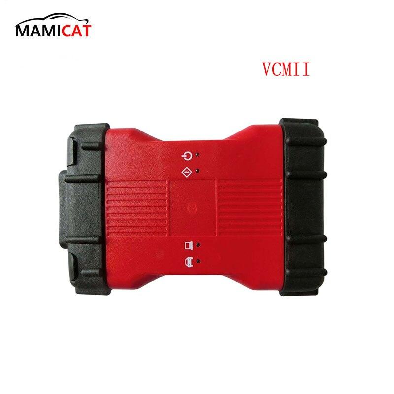 VCM 2 Dianostic Scanner Multi-langue VCM2 IDS V106 Outil De Diagnostic VCM II VCMII OBD2 Scanner Pour Fod Pour mada