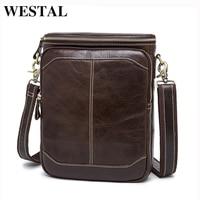 Hot Selling Men Bag 100 Genuine Leather Bags Men Messenger Bags Crossbody Shoulder Men S Travel