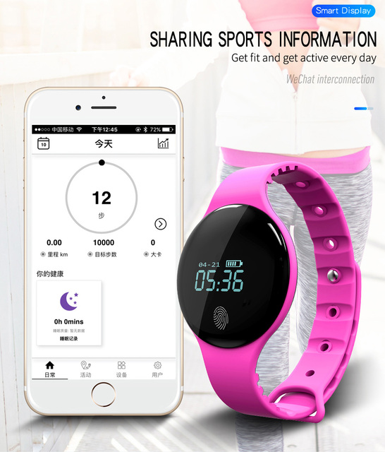 New Smart Watch Women Sport Fitness Ladies Watches Waterproof LED Digital Call Reminder Smart Sport Watch Female Hour Smartwatch
