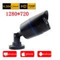 ip camera 720P HD cctv security system outdoor waterproof surveillance video infrared cam home camara p2p hd webcam jienu