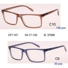 Promoción al por mayor Nueva marca de moda hecha a mano del ojo de gato gafas marco de la vendimia oculos gafas de sol de los vidrios hombres oculos de grau marcas