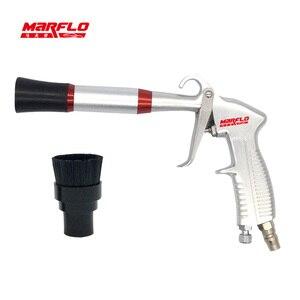 Image 5 - Pistolet do mycia Tornador czarny pistolet do sprężonego powietrza suche Preto Tornado pneumatyczne wysokiej jakości myjnia samochodowa MARFLO