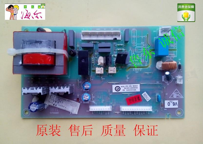 Haier refrigerator power board control board the main board 0064001047B applicable DA BCD-219SH and so on 95% new for haier refrigerator computer board circuit board bcd 198k 0064000619 driver board good working