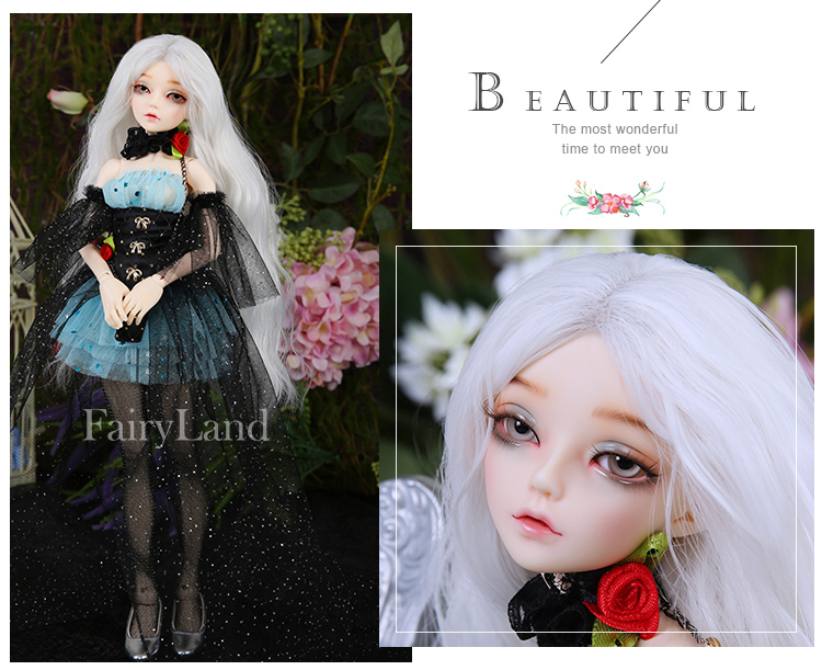 Fairyland fairyline ria 1 4 bjd sd