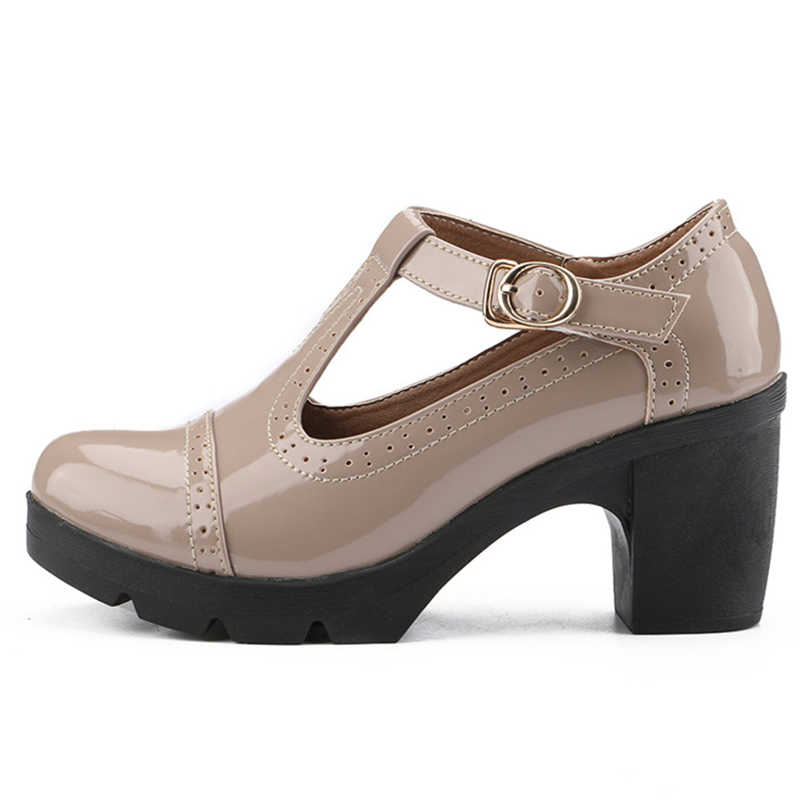 2019 ファッション女性の靴女性のハイヒールカジュアルシューズ Mujer オフィスパーティー宴会 Chaussures ファム
