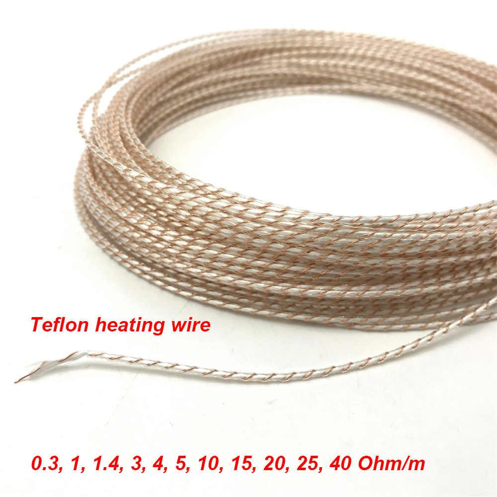 High Quality  Electric Heating DIY Heated Blansket Steering Wheel Heating Wire, 5V 12V 24V 36V 48V Heating Cable