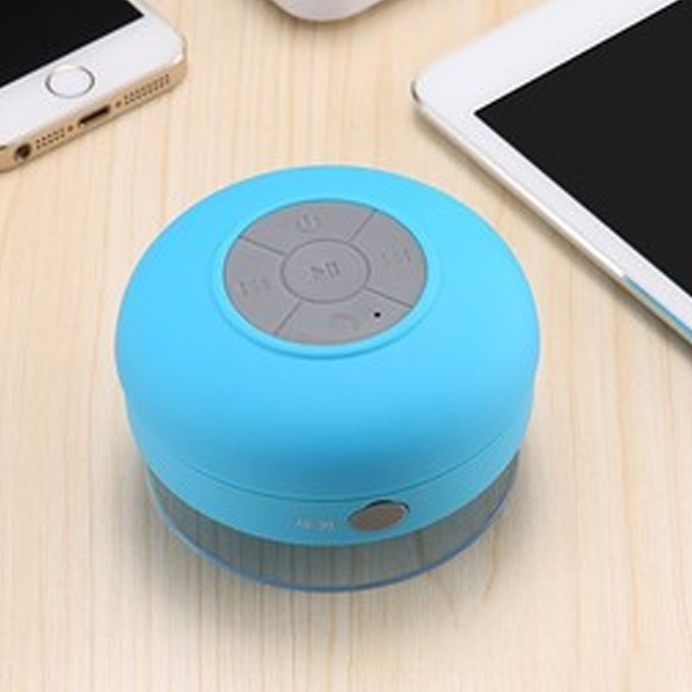 Mrs win Drahtlose Bluetooth Lautsprecher Tragbare Mini Wasserdicht Dusch Lautsprecher w/Car Lautsprecher für Telefon MP3 Musik-player