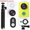 Оригинал xiaomi yi Действие Спорт путешествия Камера 1080 P 60fps 16MP wifi Bluetooth 4.0 пульт дистанционного управления аксессуар Z25L Водонепроницаемый cam