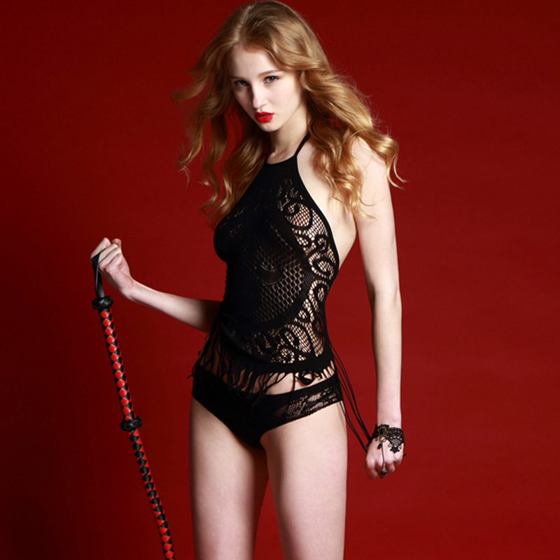 New Style Sexy Lingerie Set Discount Sale Female lace Underware erotic Apparel See Through Lace Sex Product Hot Body Sex Clothes