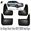 Автомобильные Брызговики для Range Rover Velar 2017 2018 Брызговики брызговиков крыло брызговиков набор для стайлинга автомобилей