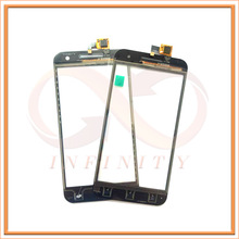In Stock Wisecoco 5Inch For YUSUN T55 Touch Screen Glass Digitizer Panel Smart phone Replacement