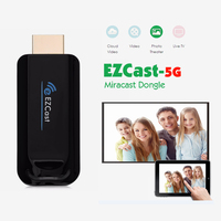 2017, 5g dongle ezcast smart mirror2 hdmi tv dongle dlna wireless tv stick media player wsparcie iphone android miracast ezcast