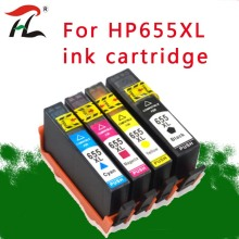 Compitalbe for HP655XL ink cartridges for HP655  deskjet 3525 4615 5525 4625 for CZ109AE CZ110AE CZ111AE CA112AE Printer цена в Москве и Питере