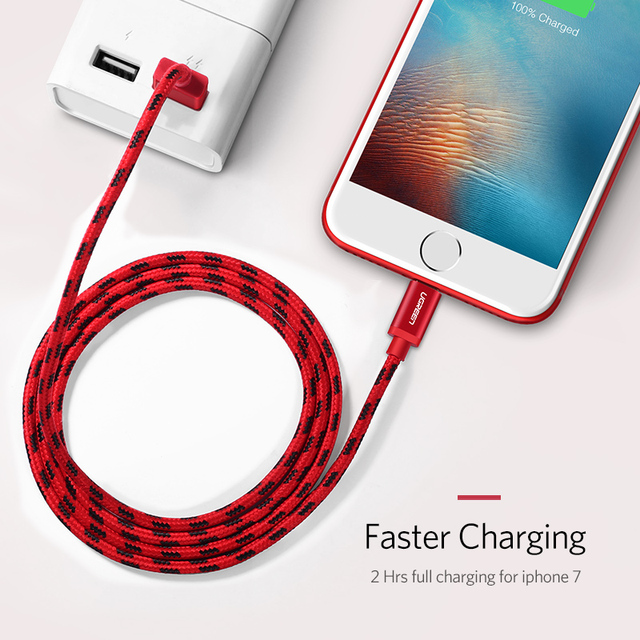 Colorful USB Cable for iPhone