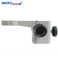 Luckyzoom Stereo Zoom Microscope Focus Adjustment Arm Microscope Head Holder Ring To Stand Post Arbor Microscope