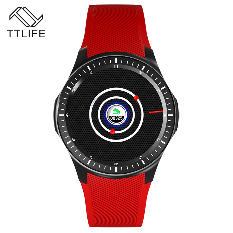 TTLIFE New Bluetooth Smart Watch Fashion Wrist Smartwatch Men outdoor Wristwatch Wearable Devices for IOS android smart Phone a9 smartwatch bluetooth smart watch wristwatch for apple iphone ios android phone wearable devices sport watch pk gt08 dz09 f69