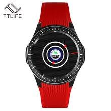 Ttlife neue bluetooth smart watch mode wrist smartwatch männer digitale armbanduhr tragbare geräte für ios android smartphone