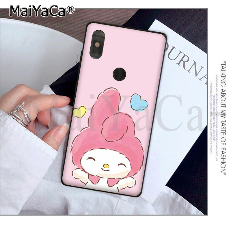 Phone Bags & Cases Maiyaca Rabbit On The Moon Soft Tpu Rubber Cell Phone Case For Xiaomi Mi 8 Se 6 Note2 Note3 Redmi 5 Plus Note5 Cover A Great Variety Of Models Half-wrapped Case