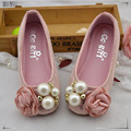 Genuine Leather Quality Children Shoes Girls Shoes Princess Girls Fashion Sneaker Princess Kids Soft Sole Leather Flats CS3150