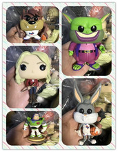 Funko POP Imperfect Bugs Bunny Rabbit with Basketball, Once Upon a Time Action Figure Collectible Model Loose Toy No box