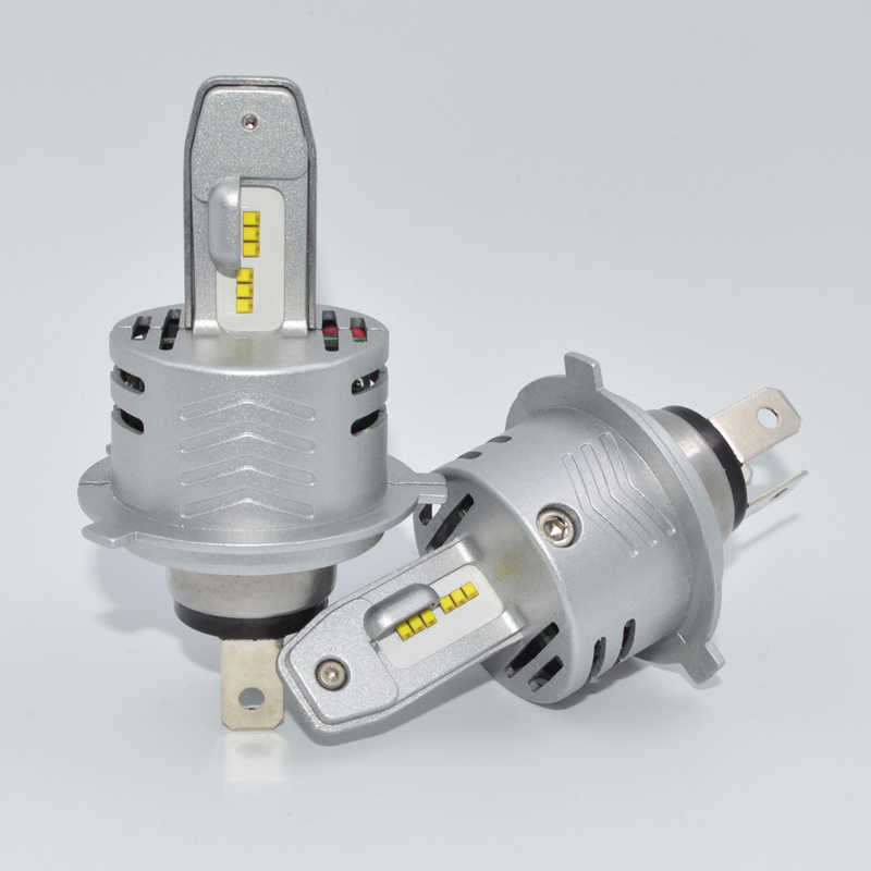 H4 led Hi/Lo beam headlight bulb H7 H11 9005 HB3 9006 HB4 60W Car Headlight White 6500K 12V 24V H4 headlamp