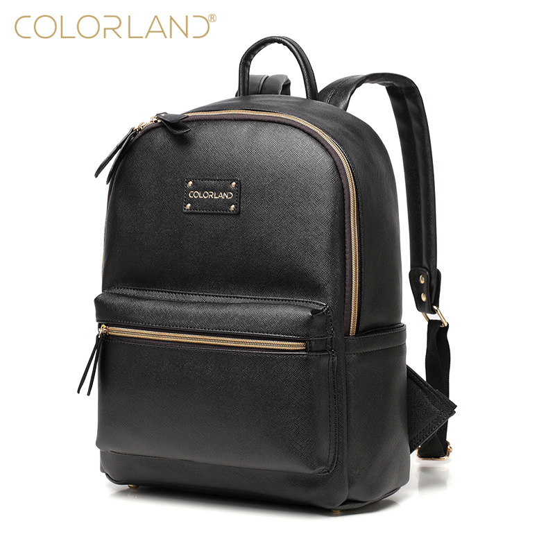 Baby Diaper Bags Faux Leather Backpack Changing Bag Fashion Mummy Maternity Nappy Bag Baby Care Organizer For Mother and Dad baby dining lunch feeding booster seat maternity baby diaper nappy bag multifunction fashion hobos messenger bags for baby care
