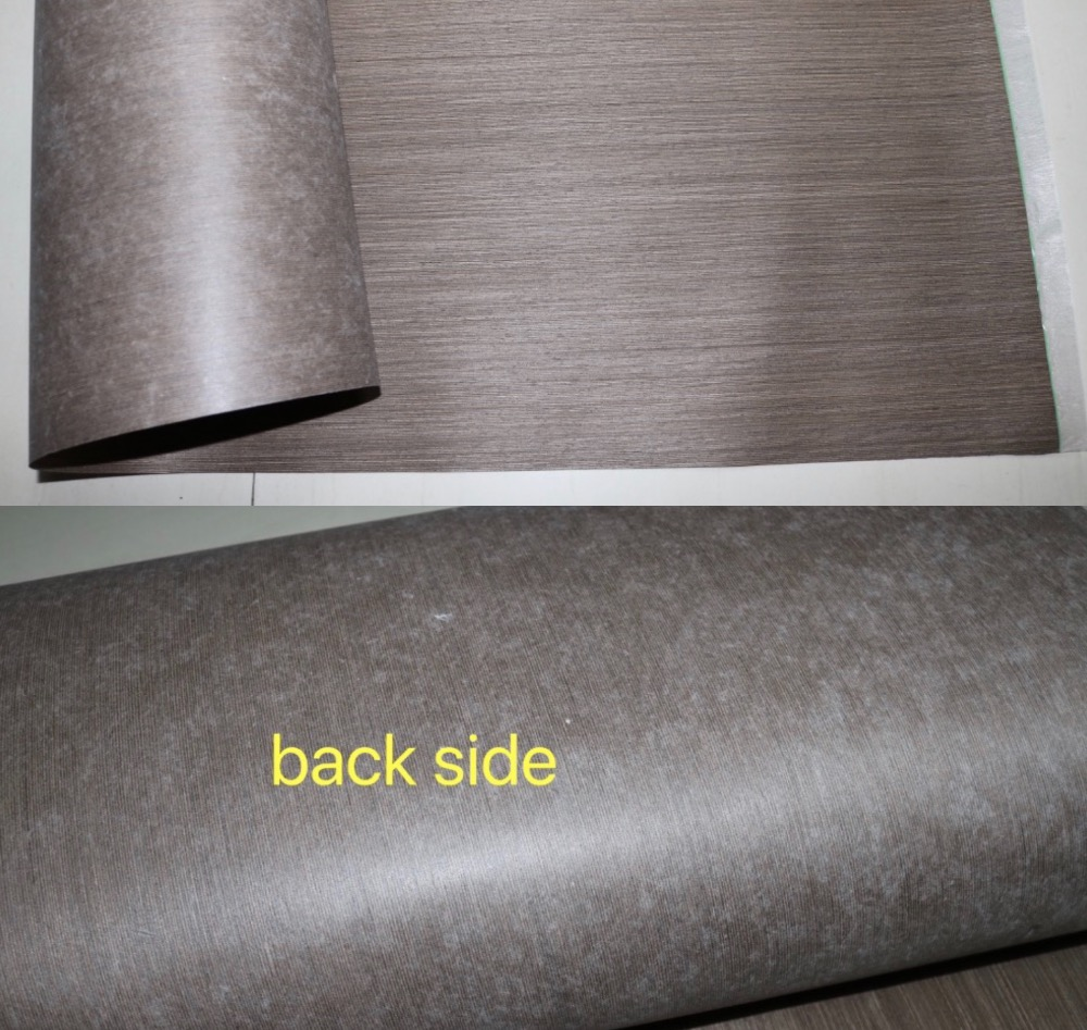 2Pieces/Lot L:2.5Meters Wide:60cm Thickness:0.2mm  Technology  Stripe Wood Veneer Furniture Table Decorative
