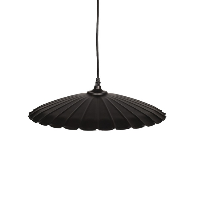 Us 22 95 Black Lotus Leaf Pendant Lights Multi Color Restaurant Lamp Switch Pendant Lamps Cover Shade Home Decoration Lighting E27 Plug In Pendant