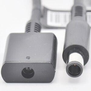 Image 2 - تيار مستمر التوصيل 4.5 مللي متر إلى 7.4 مللي متر ل HP محول التيار المتردد الذكية دونغل محول 7.4 مللي متر 734630 001 734734 001