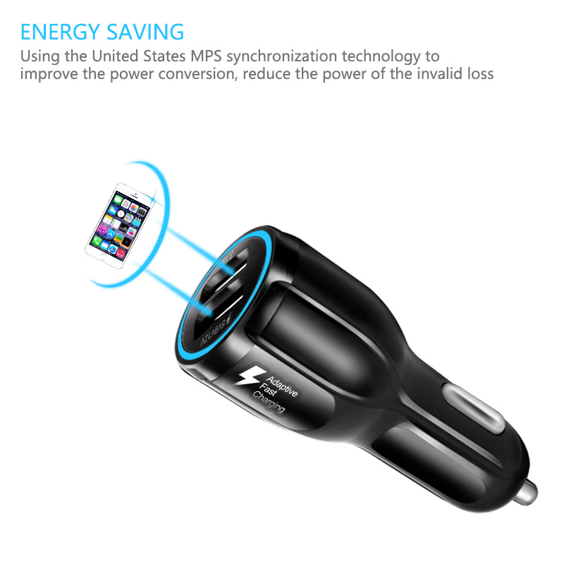 Crouch Quick Charge 2.0 Charger QC 2.0 5V 9V 12V usb Car Charge Fast Charger Mobile Phone Travel Adapter car charge for phone