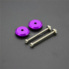 MINI 4WD Copper Colored Mass Damper Block Self-made Parts Tamiya MINI 4WD Copper Colored Mass Damper Block T002 2Sets /lot