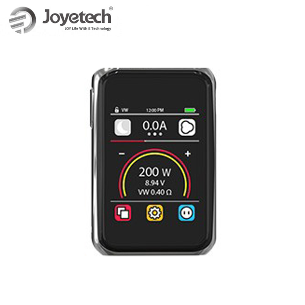 100% Original Joyetech Cuboid PRO Mod Kit Touch Panel Screen Used By 18650(not included) 200W Wattage e-Cigs joyetech cuboid pro touch screen tc mod page 6