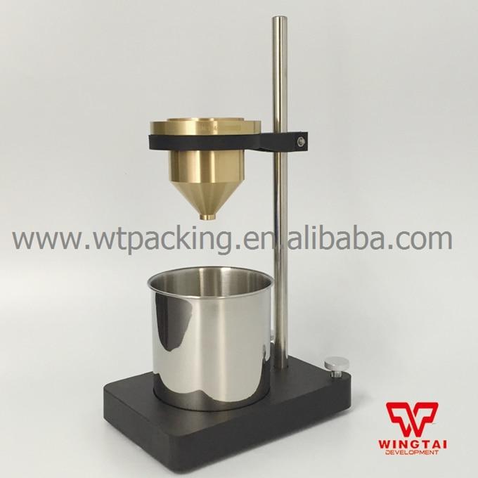 Liquid Flow Test Viscosity Meter Cup 4# for viscosity measure instrument  цены