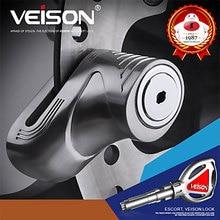 VEISON Motorcycle Lock 304 Stainless Steel Disc Brake Maverick Car Electric Safety Anti-Theft For MTB Bike