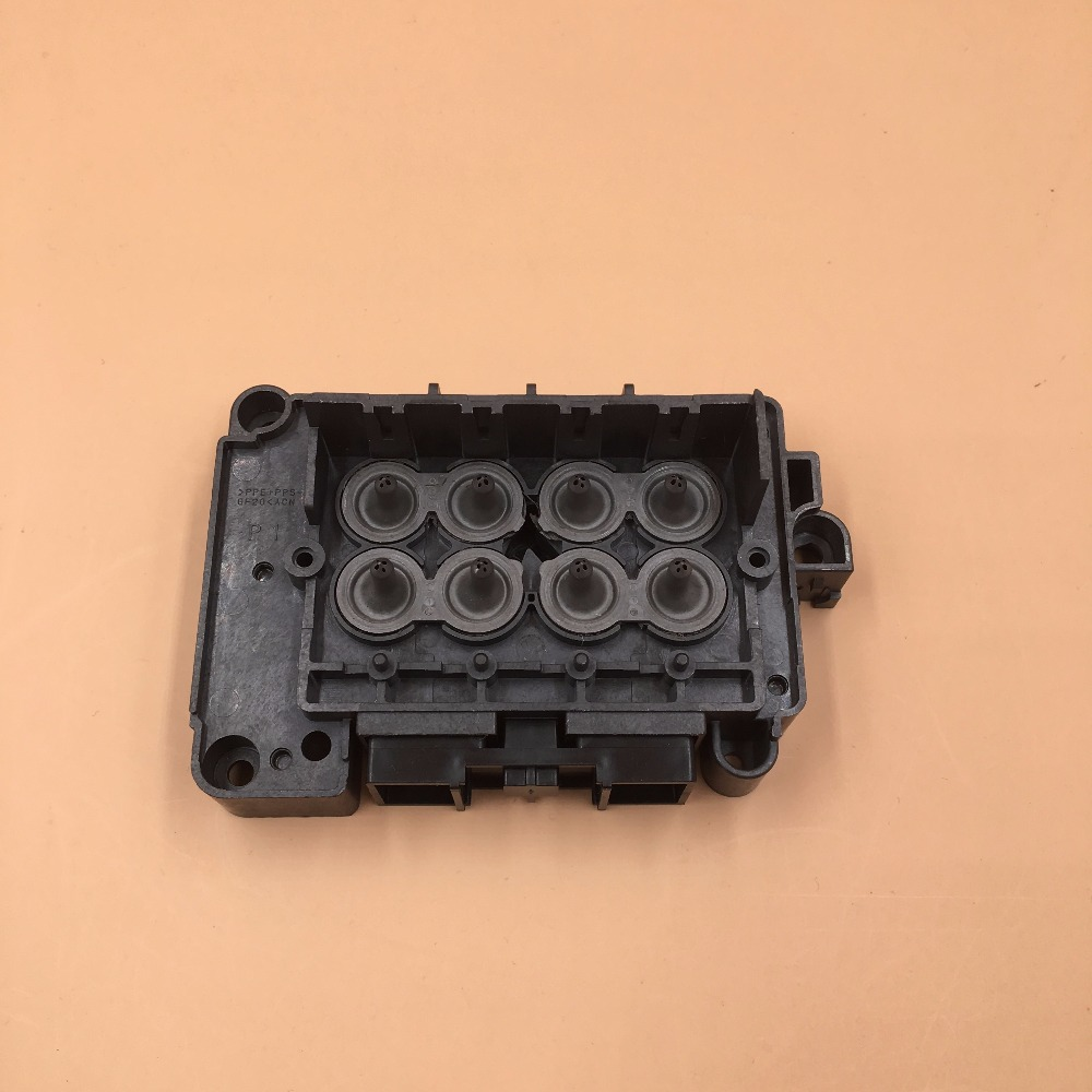 wholesale for Epson ECO solvent DX7 print head adapter 189010 189000 196000 196010 print head cover for UV inks adapter dx7