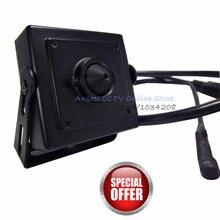 960P Hi3518E Mini Audio Video Camera 1 3 Megapixel Mini IP Camera H 264 3 7mm