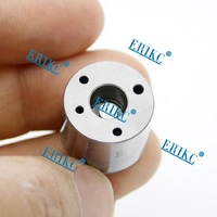 ERIKC Common Rail Parts C7 C9 Bush Diesel Fuel Injector Middle Plate And Intermediate Valve For