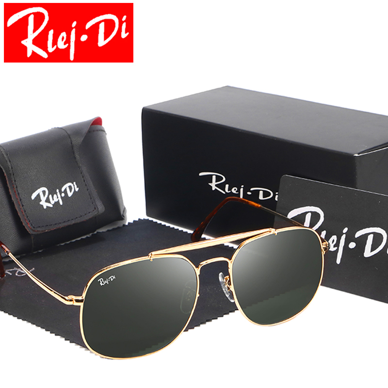 796192d6c7 Best buy New Aviator Sunglasses Women 2018 Brand Design Vintage Irregular  Hexagon Sunglasses Glass Lens Driving Sun Glasses For Female online cheap