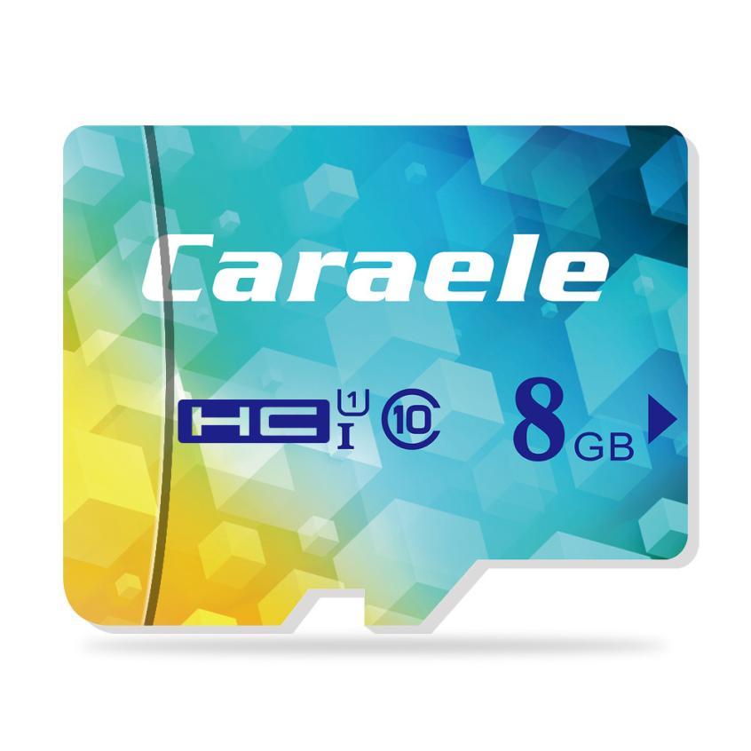 Caraele XC Classe 10 UHS-I TF/Micro SD Carte Mémoire 8 gb/16 gb/32 gb/ 64 gb/128 gb Multi-de stockage l0717 #3